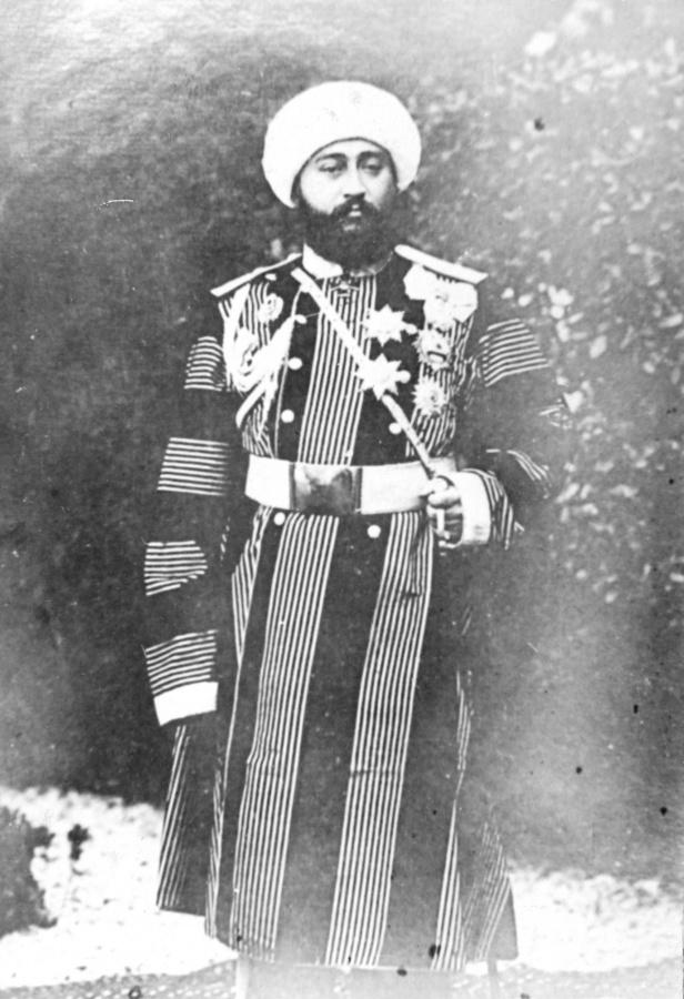 0-102092-Алим-хан - последний эмир Бухарский. Репродукция.jpg