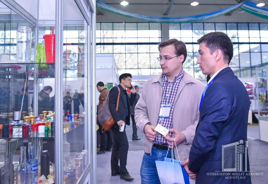 Uzbekistan industrial exhibitions