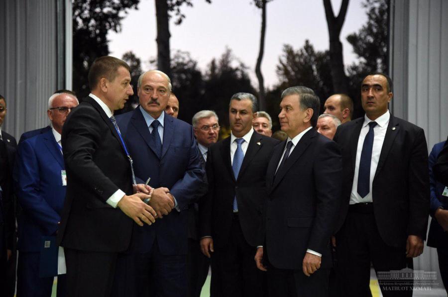 Amkodor-Agrotechmash joint venture opens in Tashkent
