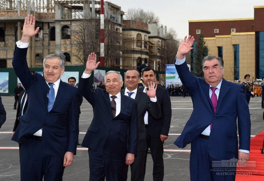 President returns to Tashkent