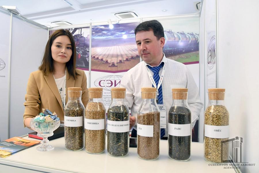 "Tashkent hosts international industrial exhibition ""Expo-Russia Uzbekistan 2018"""