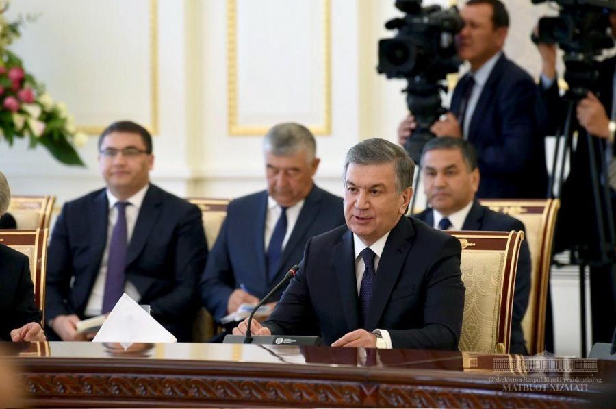 На переговорах в расширенном составе достигнуты взаимовыгодные соглашения